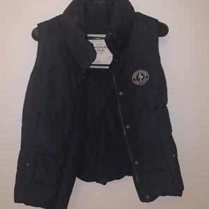 A&F vest!